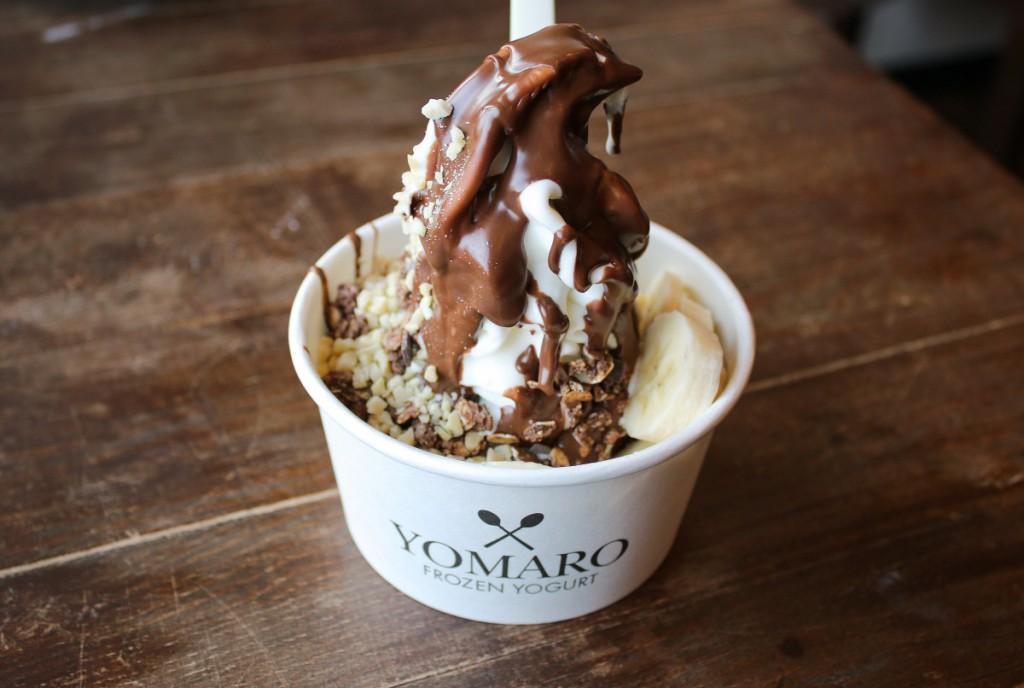 Frozen yogurt - 1