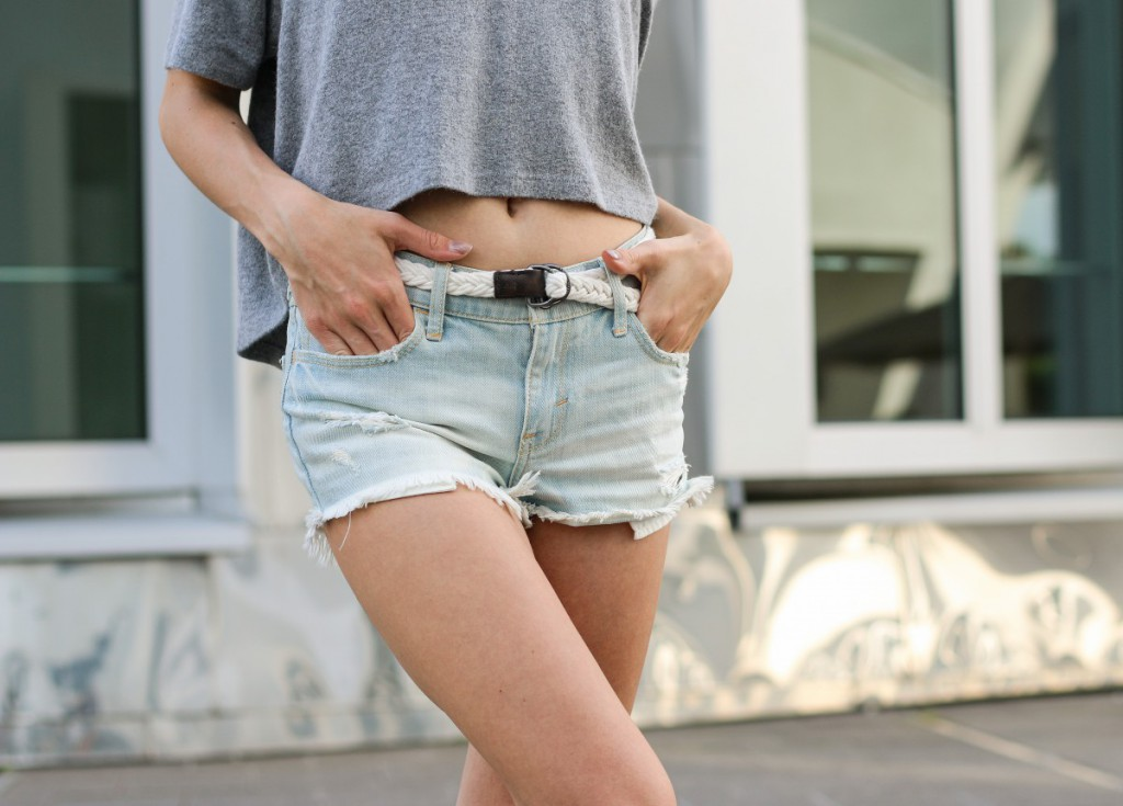 Abercrombie Shorts - 3_bearbeitet-1 - Denim