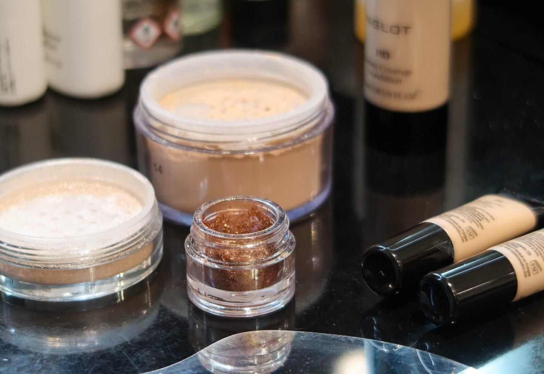 Inglot - 2 Inglot Cosmetics
