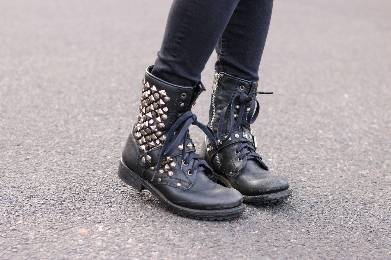 Schuhe - 2 Ash boots