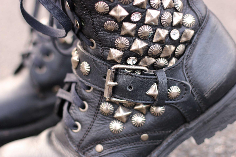 Schuhe - 5 Ash boots