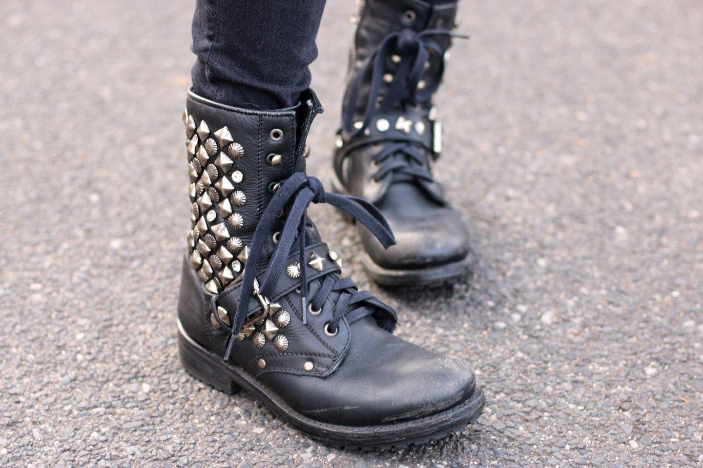 Schuhe - 8 Ash boots
